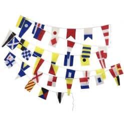Code Flag Bunting - Image