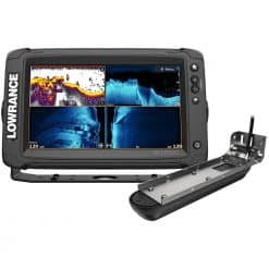 Lowrance Elite 9 Ti2 with Active Imaging 3-in-1 - Image