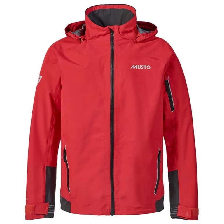 Musto LPX Jacket GTX - True Red