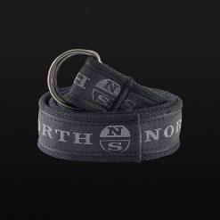 North Sails Belt - Black / Dark Grey