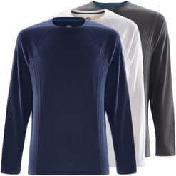North Sails Tech T Shirt Long Sleeve - Image