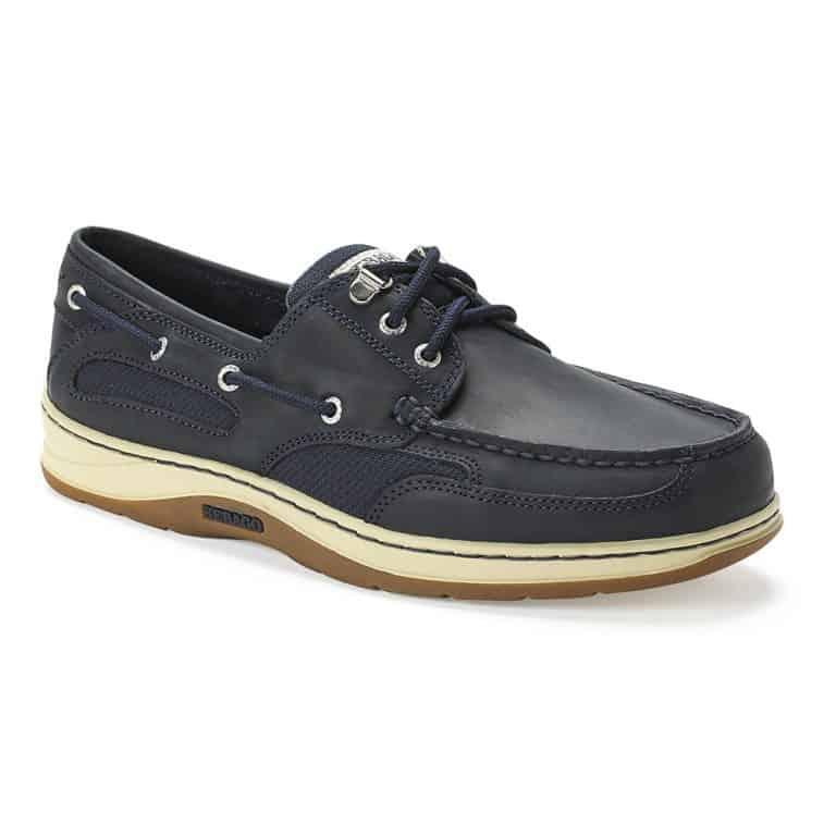 Sebago Clovehitch Deck Shoe - Blue Navy