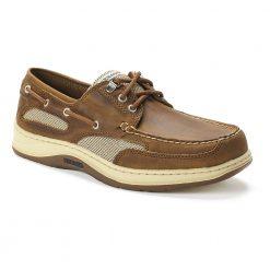 Sebago Clovehitch Deck Shoe - Brown Cinnamon