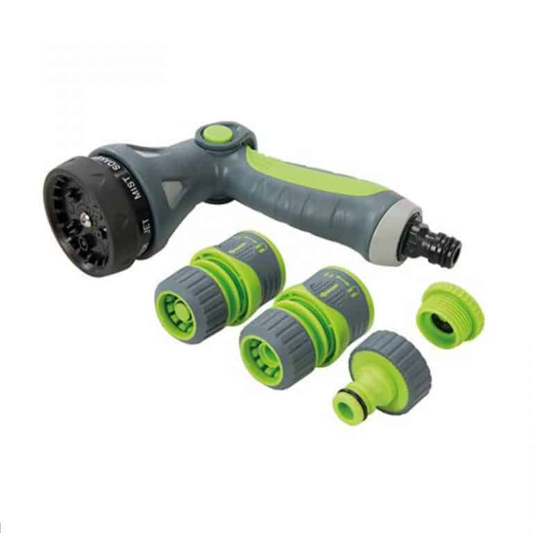 Silverline Spray Gun Set - Image