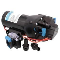 Jabsco Parmax HD4 24V Pressure-controlled Pump 25psi - Image