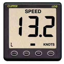Nasa Repeater Clipper Speed Log - Image