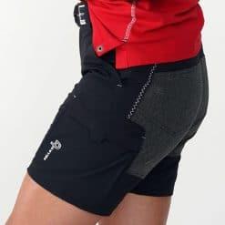 Pelle 1200 Bermuda Shorts For Women - Dk Navy Blue
