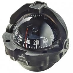 Plastimo Compass Offshore 105 - Black / Black Conical Card