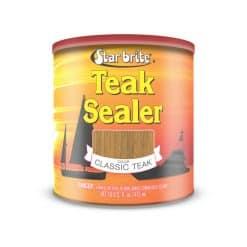 Starbrite Tropical Teak Oil Sealer Classic Teak 473ml - Image