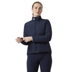 Helly Hansen Crew Insulator Jacket 2.0 For Women - Navy