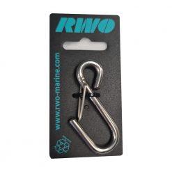 RWO Stainless Steel Hook & Keeper R8480 - Image