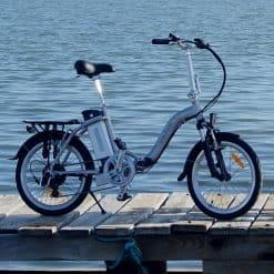 "E-scape Classic 20"" Folding Electric Bike - Image"