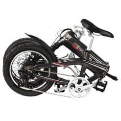 "E-scape Key West 16"" Folding Electric Bike - Image"