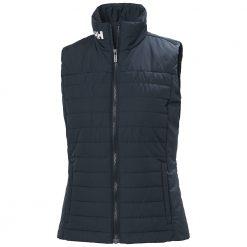 Helly Hansen Crew Insulator Vest for Women - Navy