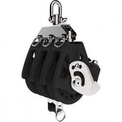 Lewmar Synchro Block Triple Becket and Cam - Image