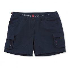Musto Deck UV Fastdry Shorts For Women - True Navy