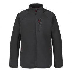 Musto Evolution Full Zip Tech Sweat - Black