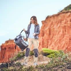 Musto Evolution Performance UV Trousers for Women - Light Stone