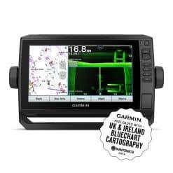 Garmin Echomap UHD 95SV Chartplotter Sonar Combo - Image