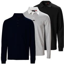Musto Pique Rugby Shirt - Image